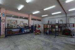 Εργαστήριο Υδραυλικών και θερμικών εγκαταστάσεων